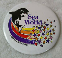 Vintage Sea World souvenir Retro Souvenir drink tray Vintage souvenir drink tray