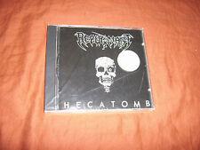 REPUGNANT-HECATOMB EP! tribulation,watain,autopsy,ghost 2000 HAMMERHEART ORG!