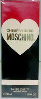 Moschino - Cheap & Chic Eau de Toilette 30ml Spray - Vintage - New & Rare