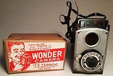 Wonder Camera Trick Spring Mouse Joke Toy Novelty Gag Prank Photography Retro