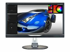 "Philips 288p6ljeb Gaming Monitor 71 1cm 28"" VGA HDMI DVI Reaktionszeit schwarz"