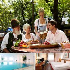Schmankerl Wochenende München 4★ Wellness Hotel am Moosfeld Kurzurlaub Kurzreise
