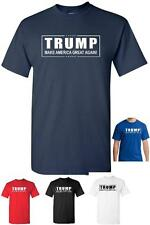 Donald TRUMP President T Shirt Make America Great Again! Official Logo any color