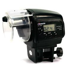 New Aquarium Tank Auto Fish Feeder Timer Digital LCD Automatic Food Feeding