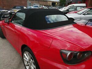 Honda S2000 1999-2009 Mohair+Glass Hood/Roof Mobile Fitting £1040