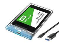 1TB 480GB 240GB 120GB External USB 3.1 USB Type C Portable Solid State Drive