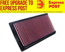 K&N Replacement Panel Filter Suit 2000-2008 Alfa Romeo 147 & GT 1.9L Diesel