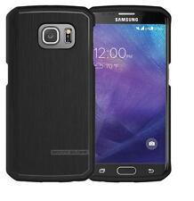 OEM Body Glove Satin Thin Case Cover For Samsung Galaxy S6 S-6 Edge Black