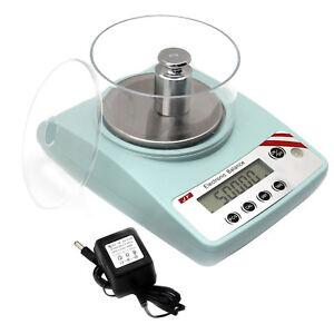HFS(R) Jy1002 - 1000G X 10Mg Digital Scale Balance Lab Analytical Precision