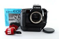 Canon EOS 5 QD 35mm SLR Film Camera Body + VG-10 Grip From Japan [Exc] In Box