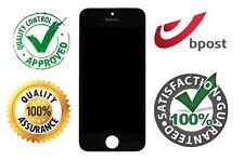 IPHONE 5S SCHERM ECRAN SCREEN - ZWART NOIR BLACK - NIEUW NOUVEAU NEW