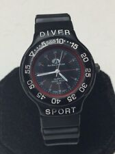 Very nice diver sport watch,rarely worn,very well made,unsigned by maker   M1170