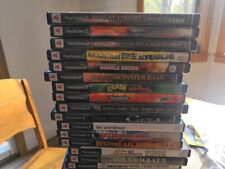 PS2 PS1 Game lot of 41 Games!!