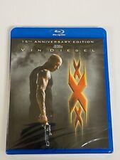 Xxx - 15th Anniversary Edition - Bluray - New - Vin Diesel