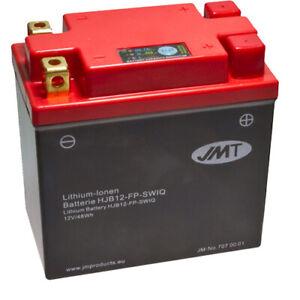 Batterie Yamaha XJ 650 4K0 Bj. 1980 JMT Lithium HJB12-FP / YB12A-A