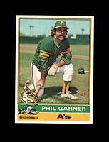 1976 Topps Baseball #57 Phil Gardner (A's) NM-MT