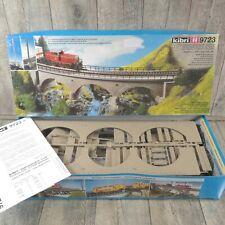 KIBRI 9723 - H0 - Steinbogenbrücke - Radius 2 = 415- 425 mm - OVP - #AM46108