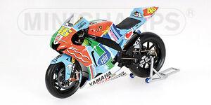 MINICHAMPS 073096 YAMAHA YZR-M1 diecast bike Valentino Rossi ASSEN MotoGP 1:12th
