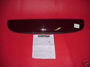 NEW MAZDA 626 1998-2002 SUNROOF MOONROOF WIND DEFLECTOR
