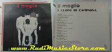 LP I CUGINI DI CAMPAGNA il meglio NO cd mc dvd vhs