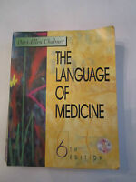 THE LANGUAGE OF MEDICINE 6TH EDITION BY DAVI-ELLEN CHABNER