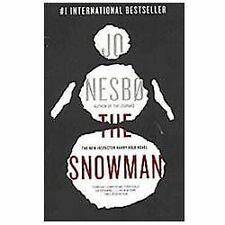 INSPECTOR HARRY HOLE MYSTERY:  THE SNOWMAN BY JO NESBO - TRADE PB