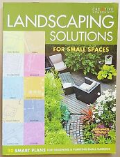 Creative Homeowner Landscaping Solutions for Small Spaces Powell PB 2011 New