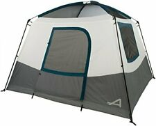 ALPS Mountaineering Camp Creek 4-Person Tent Charcoal/Blue