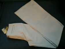 AUTHENTIC ROBERTO CAVALLI WOMAN'S PANTS,  NEW WITH TAGS,  LILAC,  SIZE  EUR 38