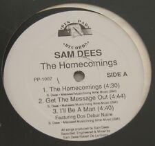 "Sam Dees - The Homecomings 12"" EP PEN PAD 1991 * SEALED * Original Mod Soul"
