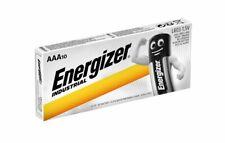 10 Batterie Pile Energizer INDUSTRIAL AAA Ministilo LR03 MN 2400 / Micro / E92