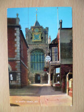 Sussex Single Collectable Religious Postcards