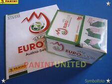 Panini★EURO 2008 EM 08★Leeralbum/empty album + Box/Display - OVP/sealed