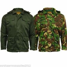 Hip Length Polyester Military Coats & Jackets for Men