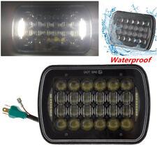 1Pc LED Headlight Kit Hi/Low Beam DRL Super bright Square H6014 / H6052 / H6054