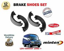 LDV Konvoi van 2.5D Diesel 1996- > nach NEU Handbremse Hinterbremse Schuhe Set