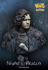 Jon Snow Night's Watch busto de resina escala 1:10 IMPRIMADO-Juego de Tronos ASOIF