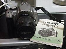 Cannon ESO 350D Digital Camera with Flash...
