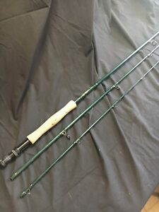 "$695 Beaverkill Fly Fishing Rod 9ft 12 Weight 9012-1-3 12WT. 9'0""F 3 Piece"