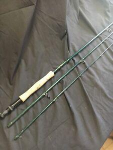 "$695 Beaverkill Fly Fishing Rod 9ft 12 Weight 9012-1-3 12WT. 9'0""F 3 Piece"