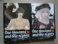One Thousand and One Nights 1-2, Lot of 2 Shojo Manga, English, 16+