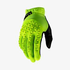 Ride 100% GEOMATIC Cycling Glove Fluo Yellow SM