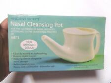 NIP Ancient Secrets Ancient Secrets Nasal Cleansing Pot - 1 Pot