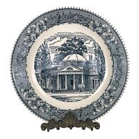 """11.5"""" Serving Platter CAVALIER IRONSTONE Royal China USA COLONIAL HERITAGE Round"""