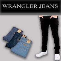 Mens Wrangler Texas stretch regular fit denim jeans
