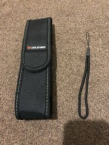 Led Lenser P14 Torch Holster And Lanyard