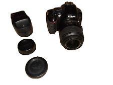 Nikon D D5100 16.2MP Digital SLR Camera - Black (Kit w/ AF-S DX VR 18-55mm...