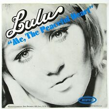 LULU Me, The Peaceful Heart / Look Out - 7IN VG++ NM-