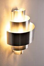 Applique Lampe murale moderne Éclairage de salon Lampe de couloir argentée 62902