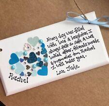 Personalised Teacher Gift Present Thank You Teacher Nursery Gift Child Minder